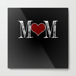 Loving Moms Metal Print