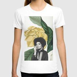 kathleen cleaver T-shirt