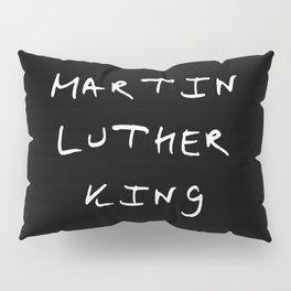 Great american 11 Martin luther king Pillow Sham
