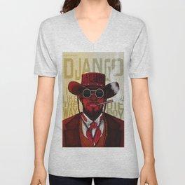 Django Unchained Unisex V-Neck