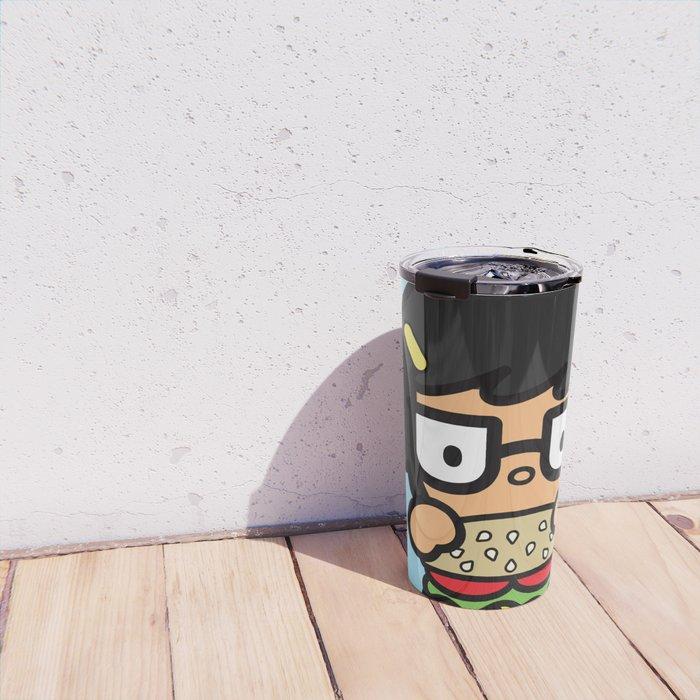 Hello Tina Travel Mug