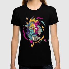 Abstarct Monsta T-shirt
