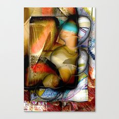 Paranormality Canvas Print