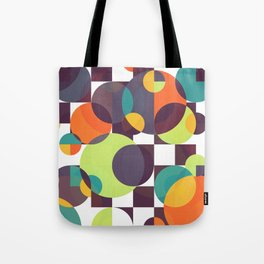 Searching for the moon Tote Bag