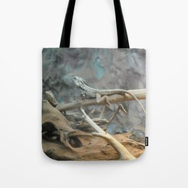 lizzards Tote Bag