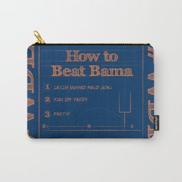 How to beat Bama Carry-All Pouch