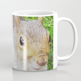 The many faces of Squirrel 5 Coffee Mug