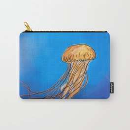 The Miraculous creature called a Jellyfish Carry-All Pouch