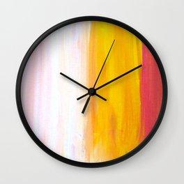 Light, My Light, the World-filling Light Wall Clock