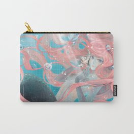 pool mermaid Carry-All Pouch