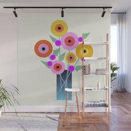 Floral Potpourri Wall Mural
