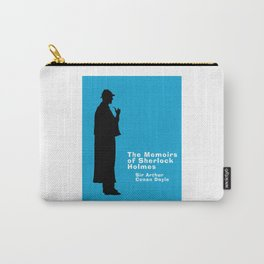 The Memoirs of Sherlock Holmes Carry-All Pouch