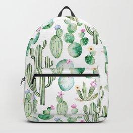 Cactus Summer Garden Backpack