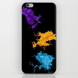 Splash. iPhone Skin