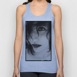 The Realm In-between - Self Portrait Unisex Tank Top