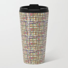 Midtown Plaid Travel Mug