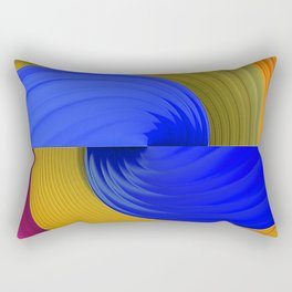 It's A Mathematical Certainty Rectangular Pillow