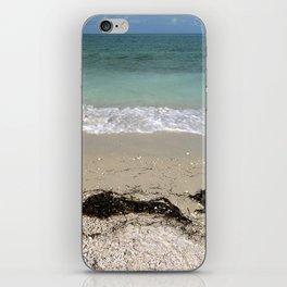 Obligatory Beach Scene iPhone Skin