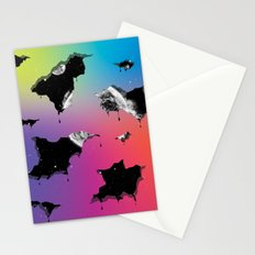 Cosmic Matter and the Neon Spectrum Stationery Cards