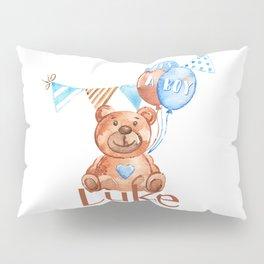 custom name luke Pillow Sham
