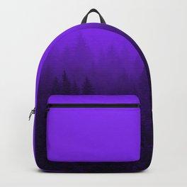 Purple Fog - 2 Backpack