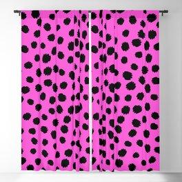 Keep me Wild Animal Print - Spots Blackout Curtain
