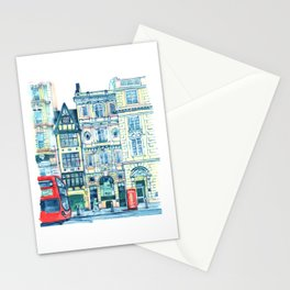 London, Temple Stationery Cards