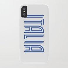 Italia/Italy iPhone X Slim Case
