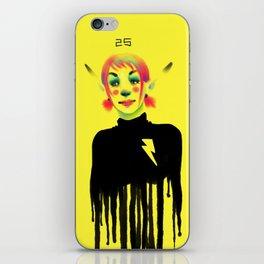 I choose you iPhone Skin