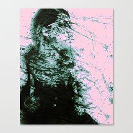 Aliena Attacks Spellcaster I Canvas Print