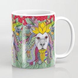 Medusa Lion(ess) Coffee Mug