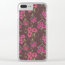 Emily.1 Clear iPhone Case