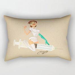 nurse Rectangular Pillow