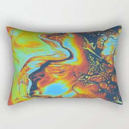 CANDLELIGHT EXCHANGES Rectangular Pillow