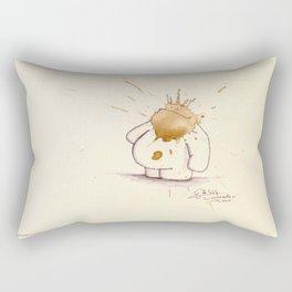 #coffeemonsters 468 Rectangular Pillow