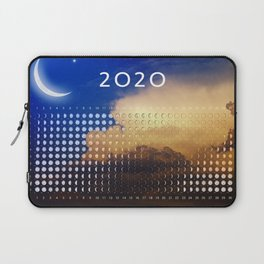 Moon calendar 2020 #3 Laptop Sleeve