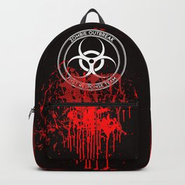 Zombie Outbreak First Response Team Backpack