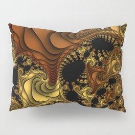 Cornucopia Fractal Pillow Sham