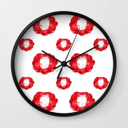 Pierro #02 Wall Clock