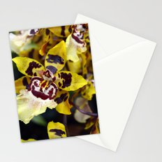 Leopard Orchid Stationery Cards