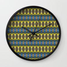 Tabasco Wall Clock