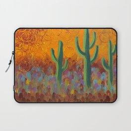 Saguaros Dreaming Laptop Sleeve