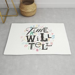 Time Will Tell Rug