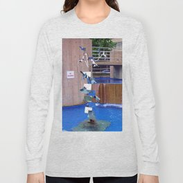 Shallow & Synthetic Royalty Long Sleeve T-shirt