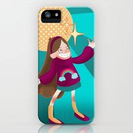 Disco Mabel iPhone Case