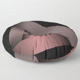 See Through Floor Pillow