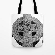 Claddagh cross Tote Bag