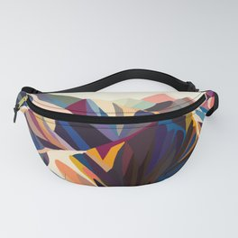Mountains original Fanny Pack