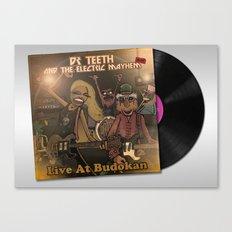 Dr Teeth & The Electric Mayhem Live at Budokan Canvas Print