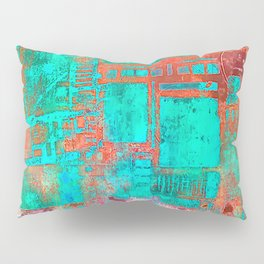Abstract Ladder Pillow Sham